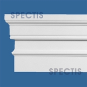"Spectis Moulding Base Trim MD1598 or MD 1598 Moulding - 1 7/8""P X 7""H X 12'L"