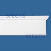"Spectis Moulding Base Trim MD1635 or MD 1635 Moulding - 2 1/4""P X 7""H X 12'0""L"