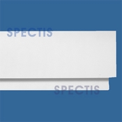 "Spectis Moulding Base Trim MD1652 or MD 1652 Moulding - 1 1/2""P X 7 1/2""H X 12'L"