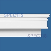 "Spectis Moulding Cap Trim MD1525 or MD 1525 Moulding - 2 3/4""P X 5 1/2""H X 12'L"