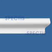 "Spectis Moulding Cap Trim MD1535 or MD 1535 Moulding - 1 3/16""P X 1 5/8""H X 12'0""L"