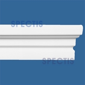 "Spectis Moulding Cap Trim MD1589 or MD 1589 Moulding - 1""P X 2 15/16""H X 12'0""L"