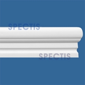 "Spectis Moulding Cap Trim MD1592 or MD 1592 Moulding - 7/8""P X 3""H X 12'0""L"