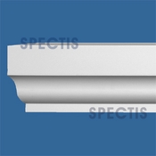 "Spectis Moulding Cap Trim MD1619 or MD 1619 Moulding - 1 1/2""P X 4 3/16""H X 12'L"