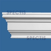 "Spectis Moulding Cap Trim MD1623 or MD 1623 Moulding - 1 7/8""P X 4 1/4""H X 12'0""L"