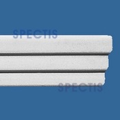 "Spectis Moulding Case Trim MD1055 or MD 1055 Moulding - 1/2""P X 1 5/8""H X 12'0""L"