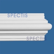"Spectis Moulding Case Trim MD1224 or MD 1224 Moulding - 1 7/8""P X 5 9/16""H X 12'0""L"