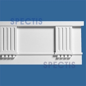 "Spectis Moulding Case Trim MD1260 or MD 1260 Moulding - 2""P X 13 1/2""H X 11' 4 3/4""L"