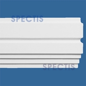 "Spectis Moulding Case Trim MD1365 or MD 1365 Moulding - 2 1/2""P X 10""H X 12'0""L"