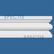 "Spectis Moulding Case Trim MD1370 or MD 1370 Moulding - 1 1/8""P X 5 3/4""H X 12'0""L"
