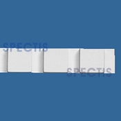 "Spectis Moulding Dentil Trim MD1294 or MD 1294 Moulding - 1""P X 1""H X 7' 11""L"