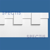 "Spectis Moulding Dentil Trim MD1543 or MD 1543 Moulding - 1 1/4""P X 8 1/2""H X 12'0""L"