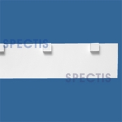 "Spectis Moulding Dentil Trim MD1627 or MD 1627 Moulding - 2""P X 4 1/2""H X 12'L"