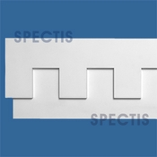 "Spectis Moulding Dentil Trim MD1638 or MD 1638 Moulding - 2 1/8""P X 15""H X 11'6""L"