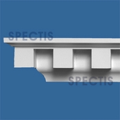 "Spectis Moulding Dentil Trim MD1668 or MD 1668 Moulding - 2 1/4""P X 2 3/8""H X 8'L"