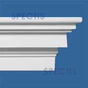 "Spectis Moulding Head Trim MD1062 or MD 1062 Moulding - 6""P X 9""H X 12'0""L"