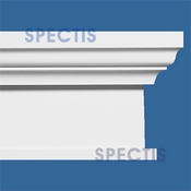 "Spectis Moulding Head Trim MD1252 or MD 1252 Moulding - 4""P X 10""H X 12'0""L"
