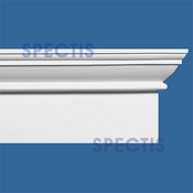 "Spectis Moulding Head Trim MD1267 or MD 1267 Moulding - 2 7/8""P X 6""H X 12'0""L"