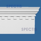 "Spectis Moulding Head Trim MD1335 or MD 1335 Moulding - 4""P X 9 1/4""H X 12'0""L"