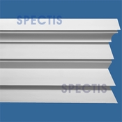 "Spectis Moulding Head Trim MD1345 or MD 1345 Moulding - 12""P X 30""H X 12'0""L"