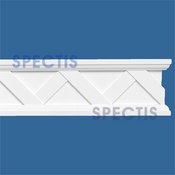 "Spectis Moulding Jamb Stock Trim MD1556 or MD 1556 Moulding - 1""P X 5""H X 12'0""L"