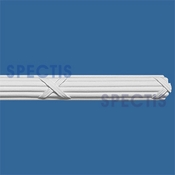 "Spectis Moulding Nose Trim MD1183 - 1/2""P X 1 3/8""H X 7' 6 1/2""L"