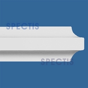 "Spectis Moulding Nose Trim MD1303 or MD 1303 Moulding - 1 1/2""P X 4 1/4""H X 12'0""L"