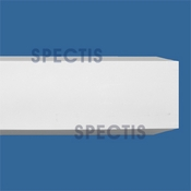 "Spectis Moulding Post Beam Trim MD1418 or MD 1418 Moulding - 3""Base W X 6""H X 12'0""L"