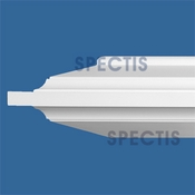 "Spectis Moulding Post Beam Trim MD1609 or MD 1609 Moulding - 4 1/2""P X 5""H X 12'L"