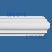 "Spectis Moulding Rail Trim MD1134 or MD 1134 Moulding - 1 1/4""P X 3 1/8""H X 12'0""L"