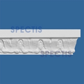 "Spectis Moulding Rail Trim MD1195 or MD 1195 Moulding - 1 1/8""P X 2 1/4""H X 7' 3""L"