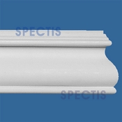 "Spectis Moulding Rail Trim MD1326 or MD 1326 Moulding - 1 5/16""P X 4 1/2""H X 12'0""L"