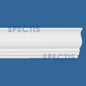 "Spectis Moulding Rail Trim MD1456 or MD 1456 Moulding - 1 1/16""P X 5 1/2""H X 12'0""L"