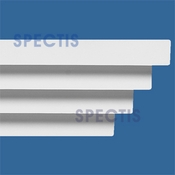 "Spectis Moulding Trim MD1202 or MD 1202 Moulding - 5 3/4""P X 8 3/4""H X 12' 0""L"