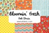 Bloomin' Fresh - Single Fat Quarter