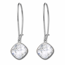 Swarovski Thankful crystal  Pierced Earrings
