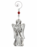 (SOLD OUT) 2013 Waterford  Annual Angel Christmas Ornament