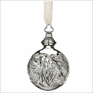 2014 Waterford Times Square Ball Ornament