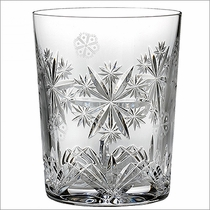 2016 Waterford Snowflake Wishes Serenity DOF Glass, Clear