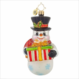 (SOLD OUT) A Gift for You Radko Ornament