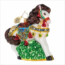 Arabian Stallion Radko Ornament