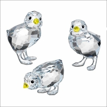 (SOLD OUT) Baby Chickens (Set of 3)