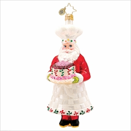 (SOLD OUT) Baked to Perfection Radko  Christmas Ornament