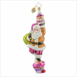 Balanced Diet Radko Ornament