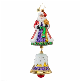 (SOLD OUT) Bell Chime Nicholas Radko Ornament