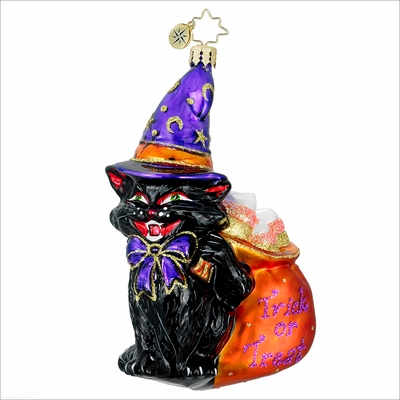 (SOLD OUT) Black Magic Radko   Ornament