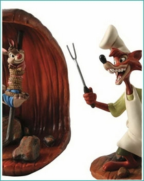 (SOLD OUT) Brer Fox and Brer Rabbit