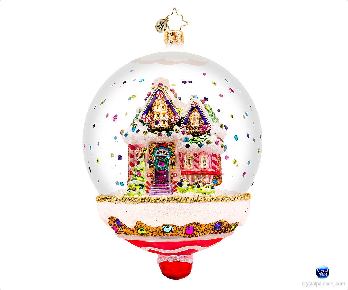Christopher Radko Candyland Dreams Christmas Ornament
