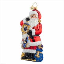 (SOLD OUT) Celebration Time Radko Ornament
