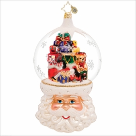 (SOLD OUT) Christmas On My Mind Radko   Ornament